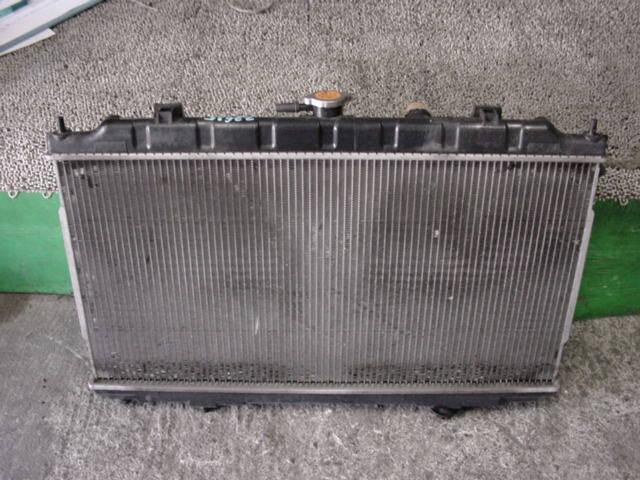 Радиатор ДВС NISSAN BLUEBIRD SYLPHY QG10 QG18DE. Фото 4