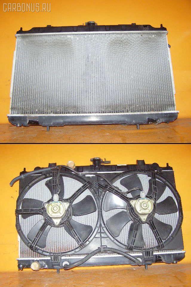 Радиатор ДВС NISSAN BLUEBIRD SYLPHY QG10 QG18DE. Фото 3