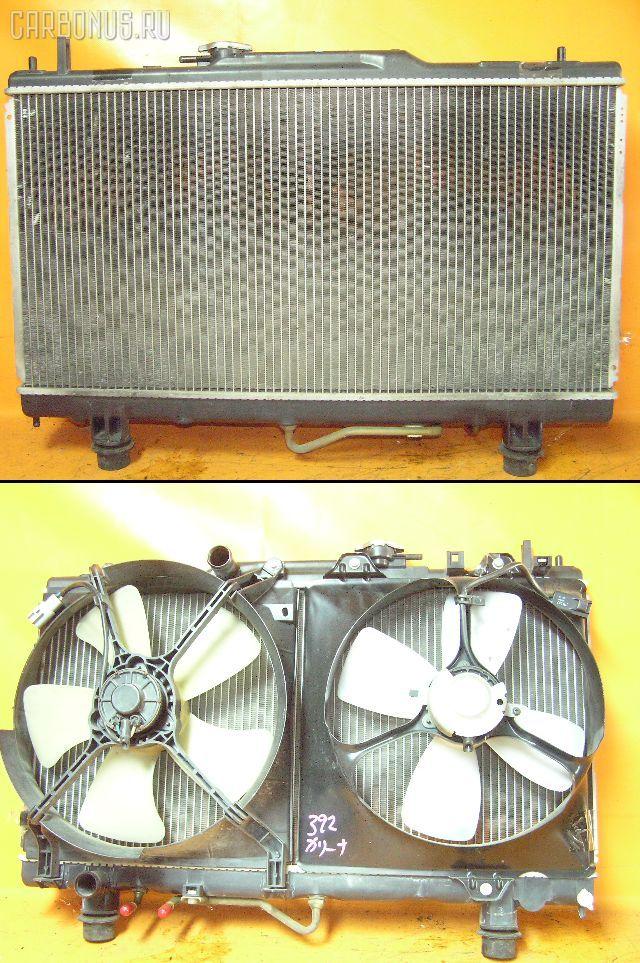 Радиатор ДВС TOYOTA CORONA PREMIO AT210 4A-FE. Фото 5