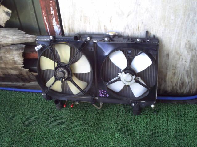Радиатор ДВС TOYOTA CORONA PREMIO AT210 4A-FE. Фото 9