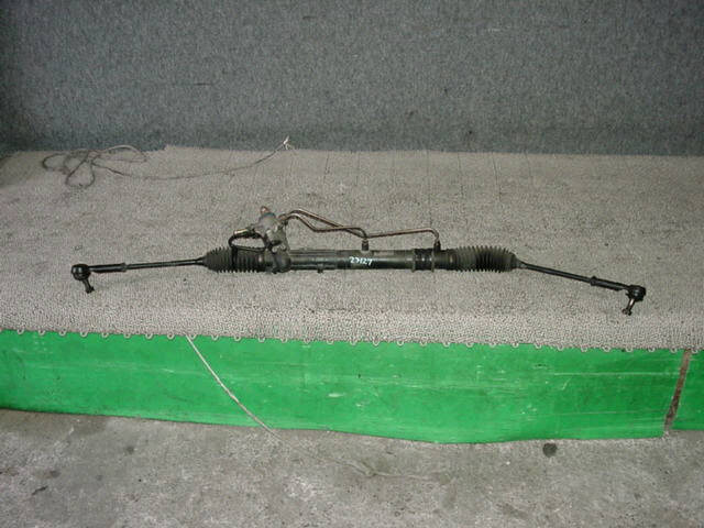 Рулевая рейка NISSAN AD VAN VFY11 QG15DE. Фото 7
