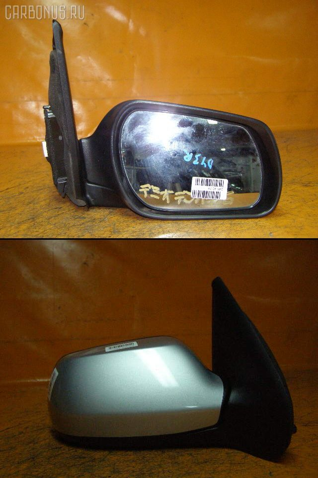 Зеркало двери боковой MAZDA DEMIO DY3R. Фото 11