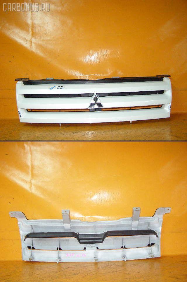 Решетка радиатора MITSUBISHI DINGO CQ1A. Фото 5