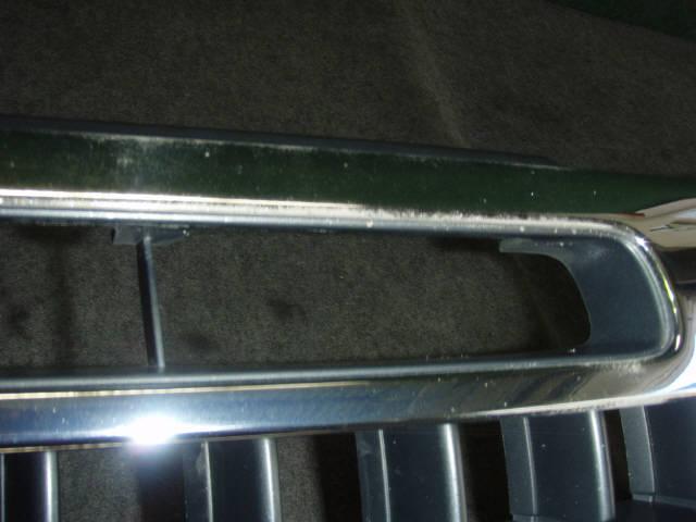 Решетка радиатора NISSAN TERRANO PR50. Фото 2
