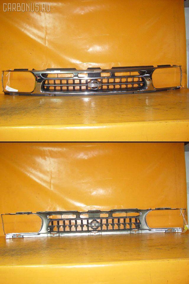 Решетка радиатора NISSAN TERRANO PR50. Фото 1