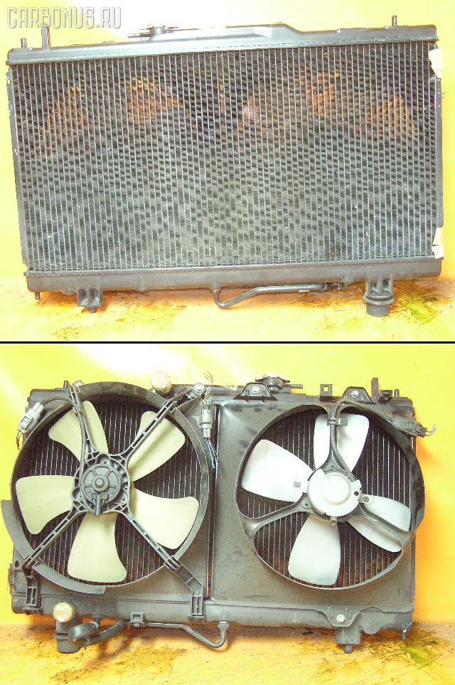Радиатор ДВС TOYOTA CORONA PREMIO AT210 4A-FE. Фото 11