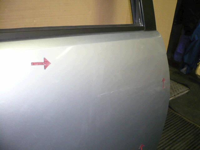 Дверь боковая TOYOTA PASSO KGC10. Фото 10