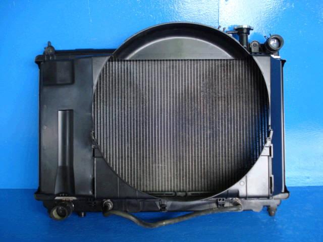 Радиатор ДВС NISSAN STAGEA NM35 VQ25DD. Фото 3