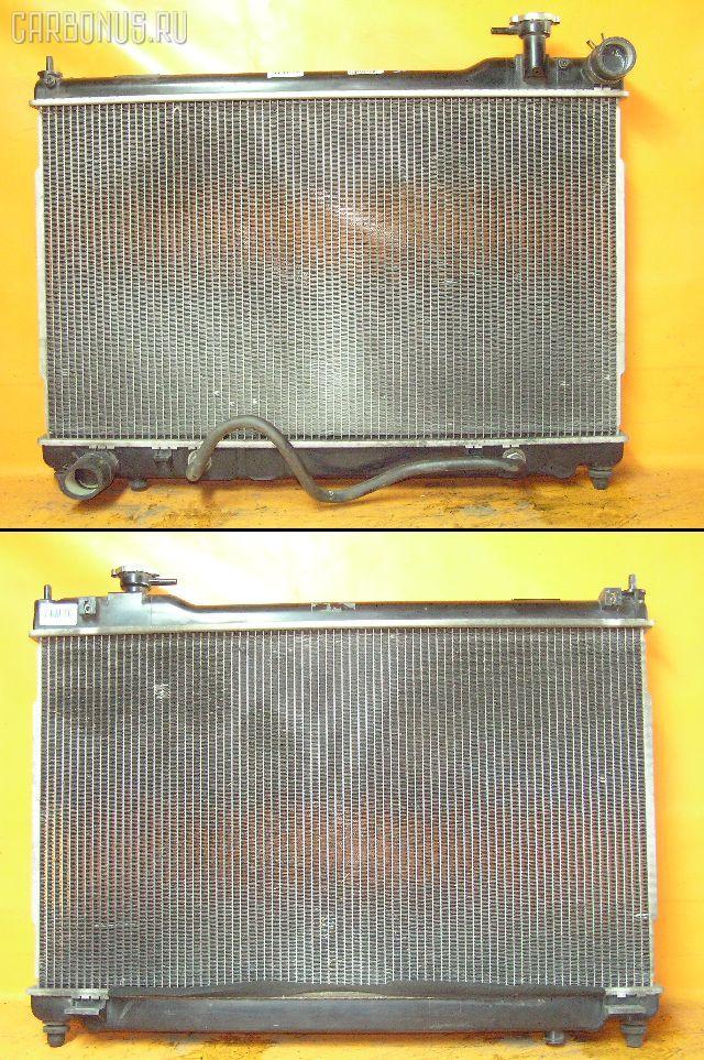 Радиатор ДВС NISSAN STAGEA NM35 VQ25DD. Фото 1