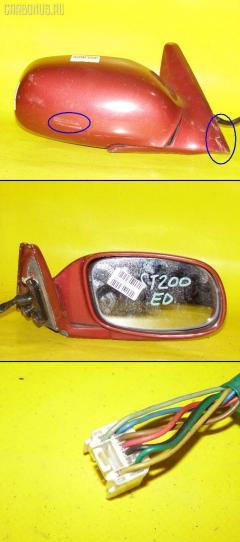 Зеркало двери боковой TOYOTA CARINA ED ST202 Правое