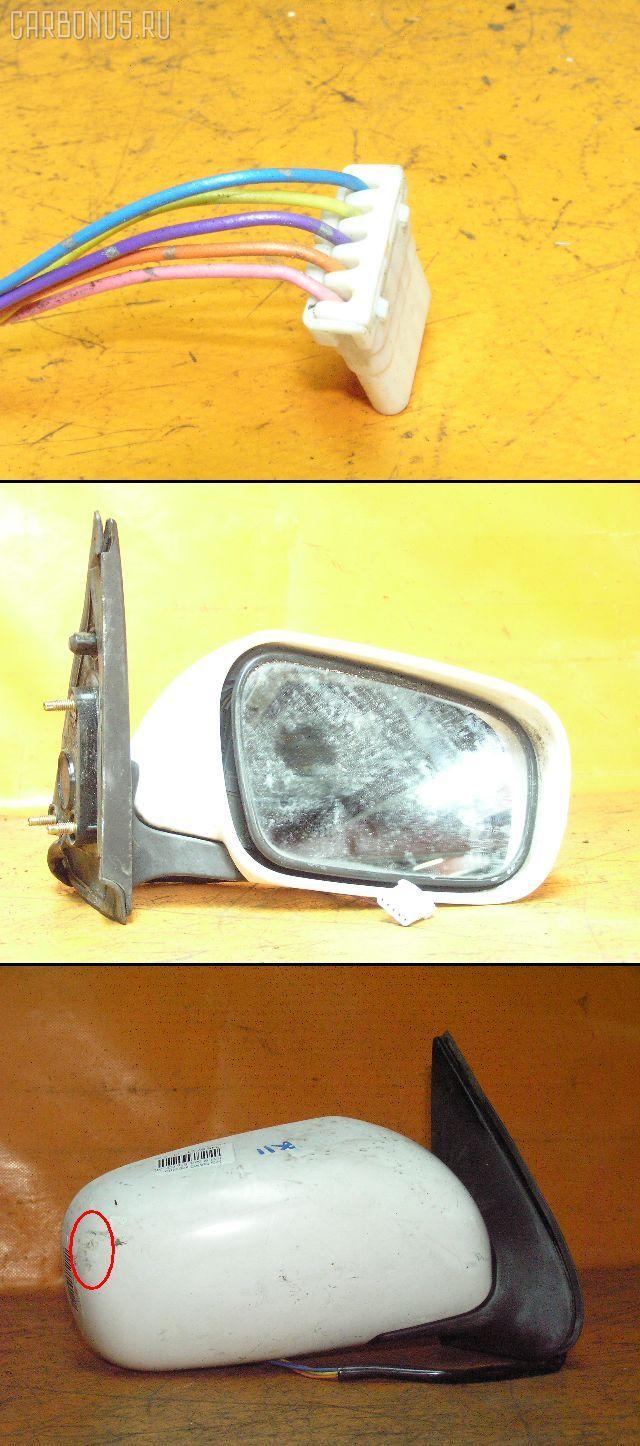 Зеркало двери боковой NISSAN MARCH K11. Фото 3