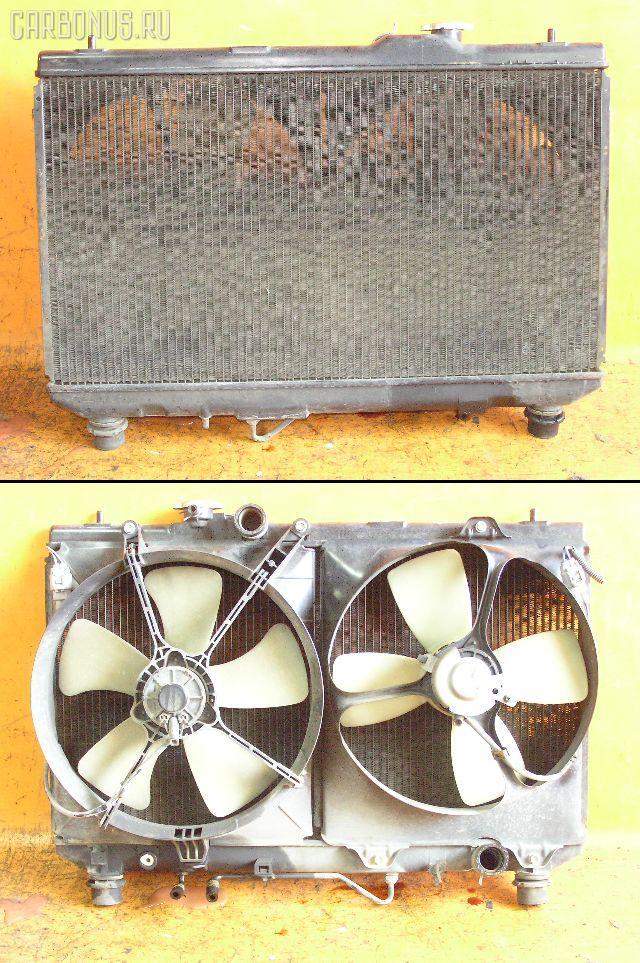 Радиатор ДВС TOYOTA SV40 4S-FE. Фото 1