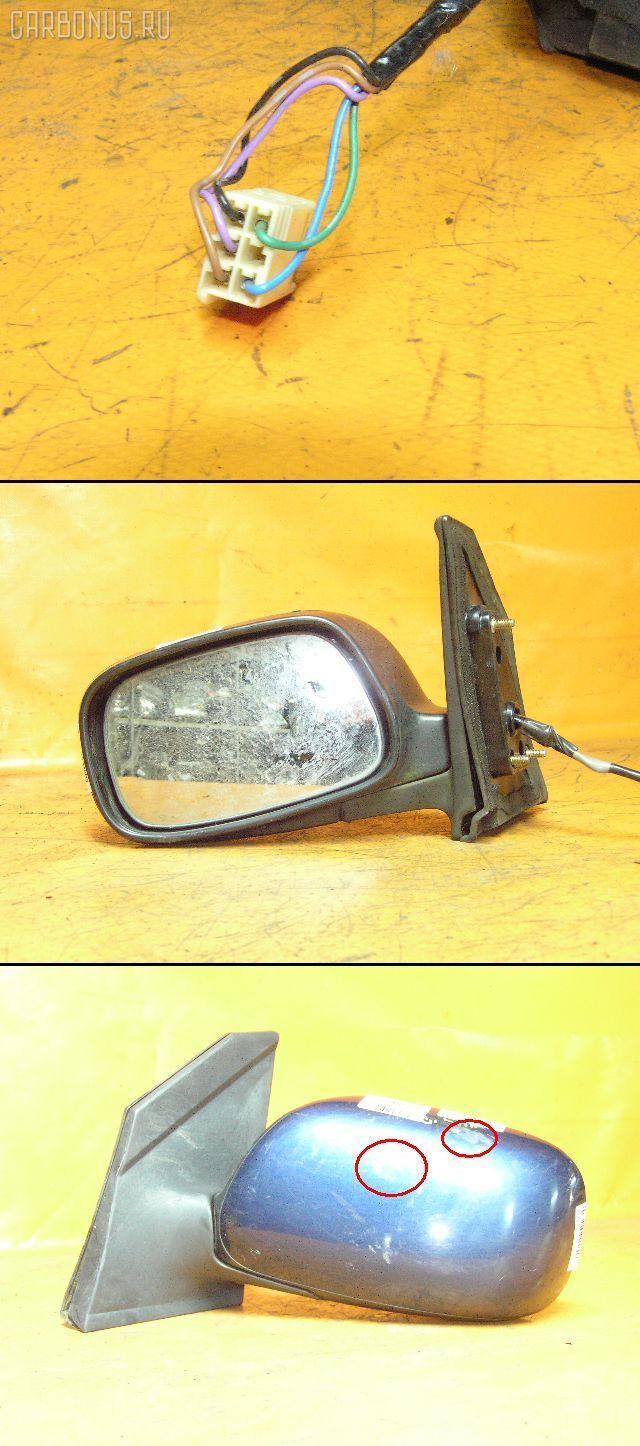 Зеркало двери боковой TOYOTA PRIUS NHW10. Фото 1