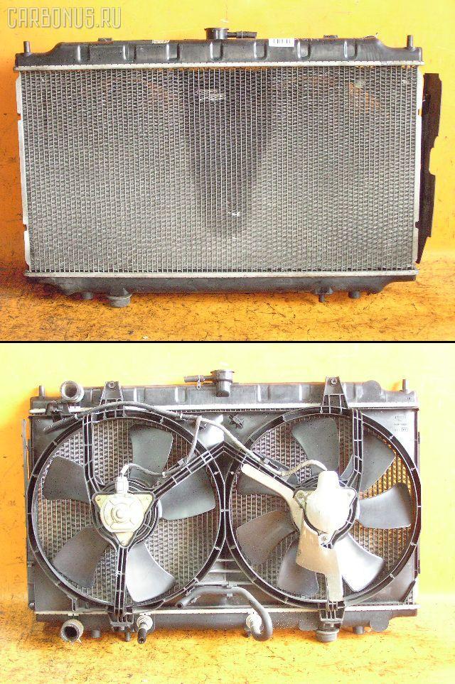 Радиатор ДВС NISSAN BLUEBIRD QU14 QG18DD. Фото 1