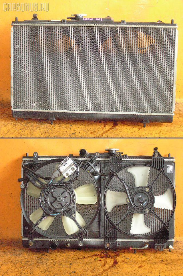 Радиатор ДВС MITSUBISHI LEGNUM EC5W 6A13. Фото 1