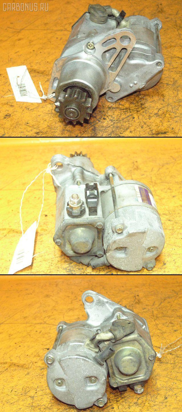 Стартер TOYOTA ST200 4S-FE. Фото 7