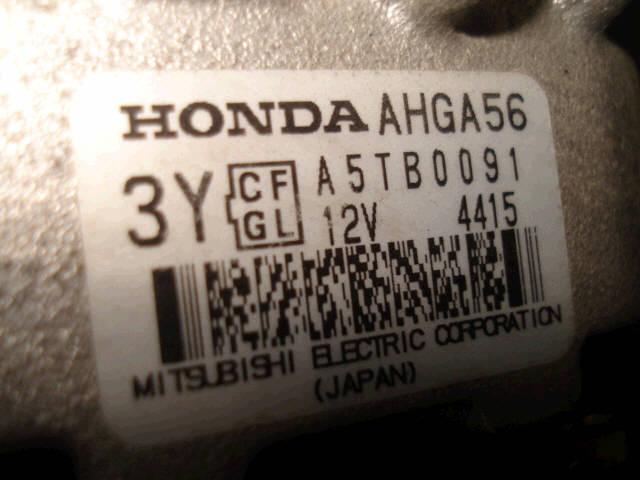 Генератор HONDA FIT GD1 L13A. Фото 7