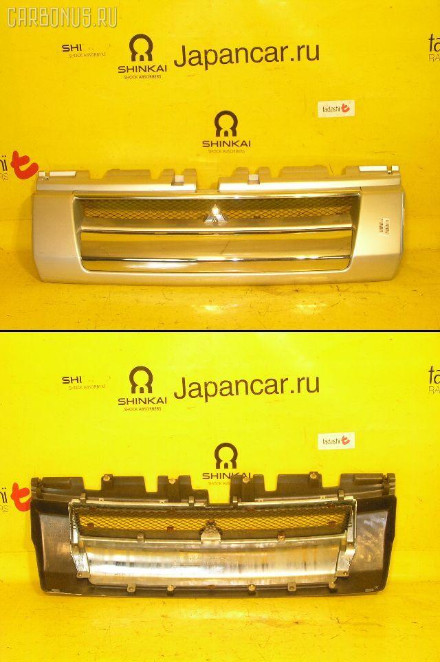 Решетка радиатора MITSUBISHI RVR N61W. Фото 4