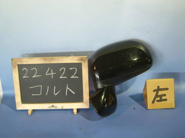 Зеркало двери боковой MITSUBISHI COLT Z21A. Фото 9