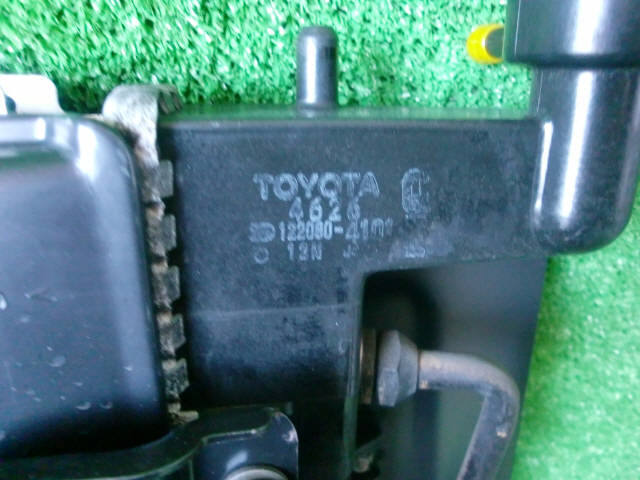 Радиатор ДВС TOYOTA CHASER JZX90 1JZ-GTE. Фото 8