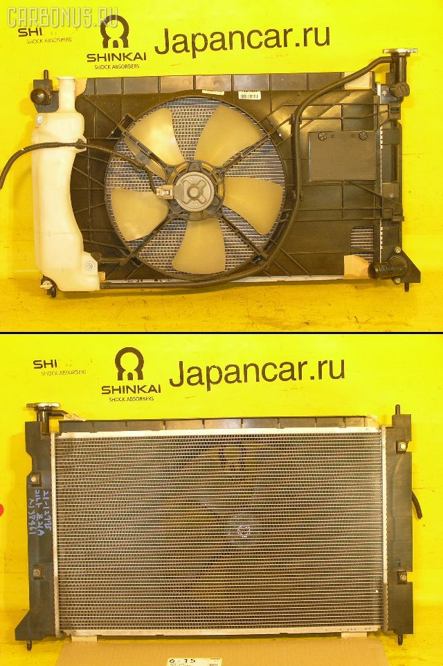 Радиатор ДВС MITSUBISHI COLT Z21A 4A90. Фото 1