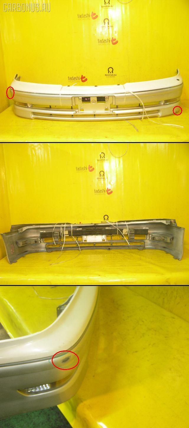 Бампер TOYOTA MARK II GX105. Фото 1