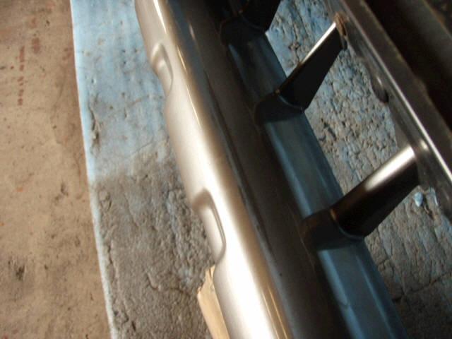 Бампер SUBARU LEGACY GRAND WAGON BG9. Фото 2