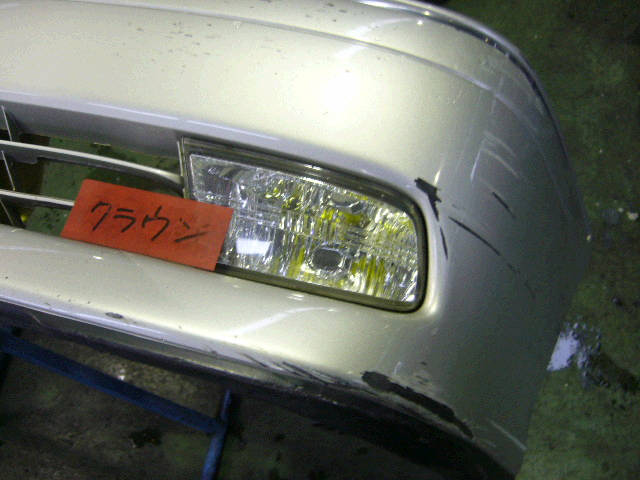 Бампер TOYOTA CROWN JZS171. Фото 6