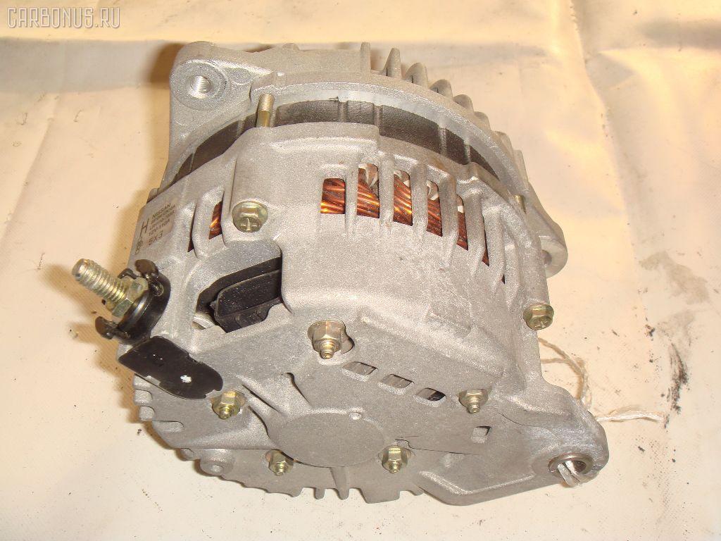 Генератор NISSAN TEANA J31 VQ23DE. Фото 3