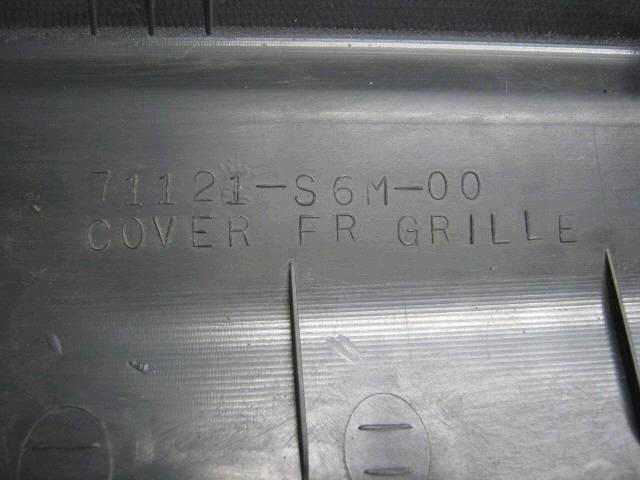 Решетка радиатора HONDA INTEGRA DC5. Фото 2
