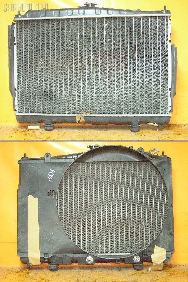 Радиатор ДВС NISSAN SKYLINE HR33 RB20E. Фото 1