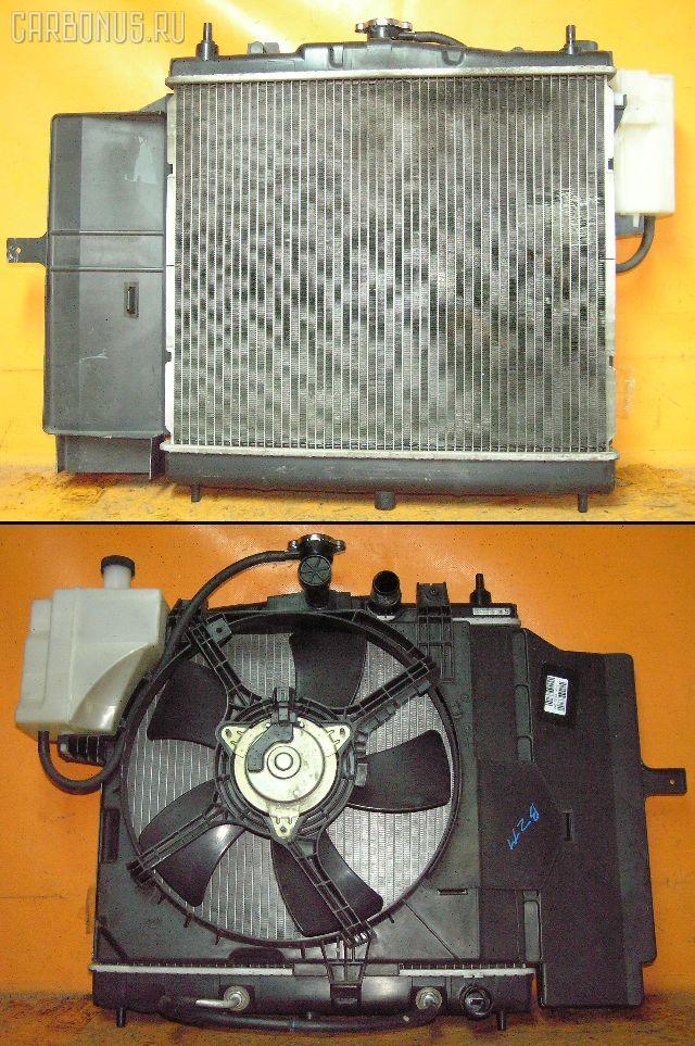 Радиатор ДВС NISSAN CUBE BZ11 CR14DE. Фото 6