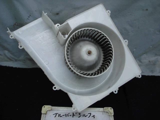 Мотор печки NISSAN BLUEBIRD SYLPHY QG10. Фото 10