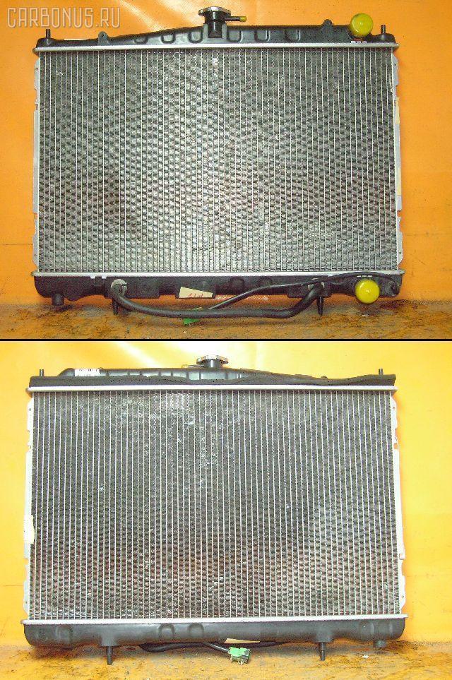 Радиатор ДВС NISSAN SKYLINE ER33 RB25DE. Фото 10