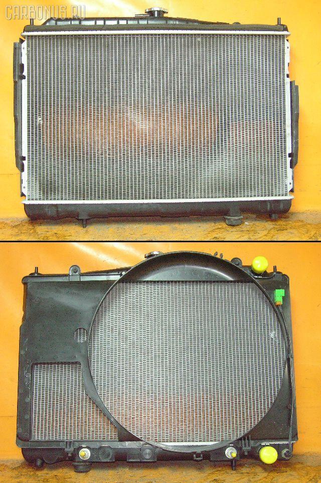 Радиатор ДВС NISSAN SKYLINE ENR33 RB25DE. Фото 4