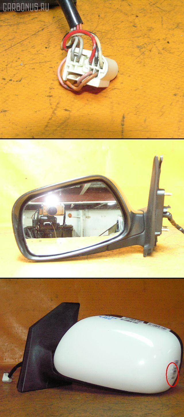 Зеркало двери боковой TOYOTA PREMIO NZT240. Фото 8