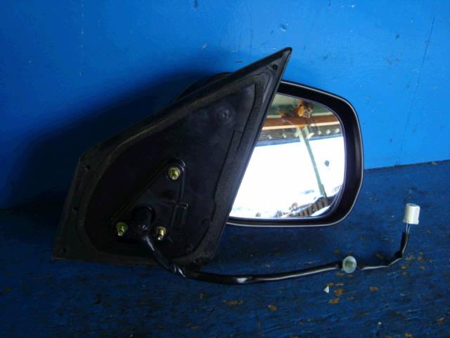 Зеркало двери боковой TOYOTA RAUM NCZ20. Фото 9