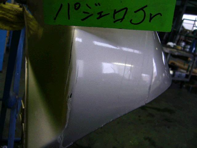 Бампер MITSUBISHI PAJERO JUNIOR H57A. Фото 10