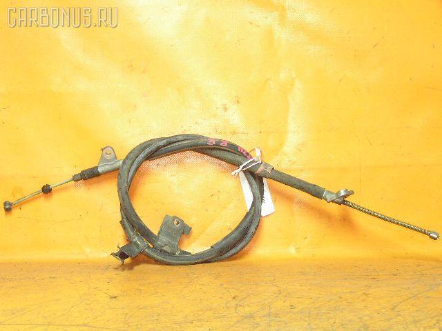 Тросик стояночного тормоза TOYOTA CALDINA AT211G 7A-FE. Фото 1