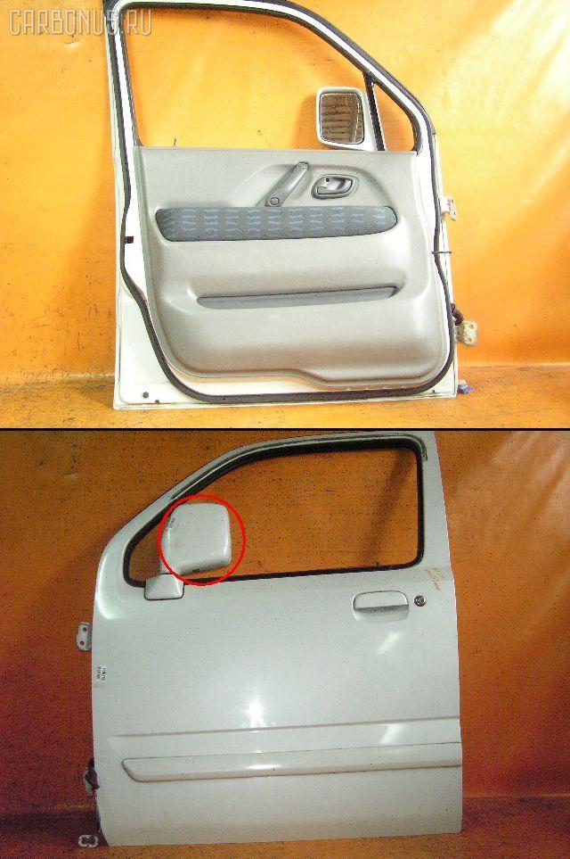 Дверь боковая SUZUKI WAGON R PLUS MA63S. Фото 1