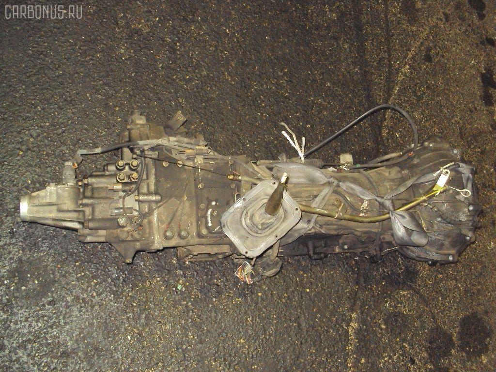 КПП автоматическая MITSUBISHI PAJERO V26W 4M40T. Фото 2