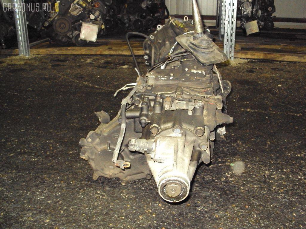 КПП автоматическая MITSUBISHI PAJERO V26W 4M40T. Фото 3