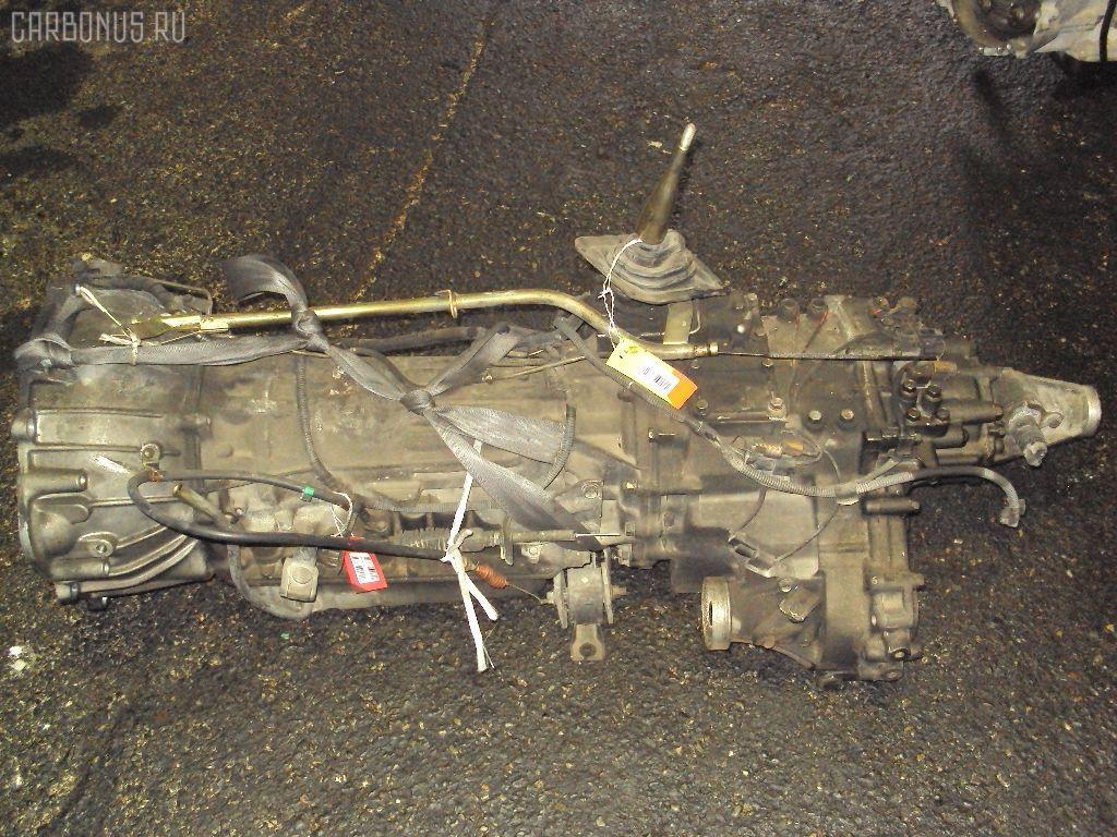 КПП автоматическая MITSUBISHI PAJERO V26W 4M40T. Фото 4