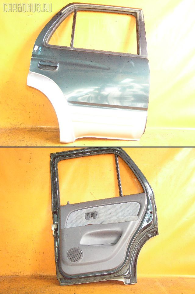 Дверь боковая Toyota Hilux surf KZN185G Фото 1