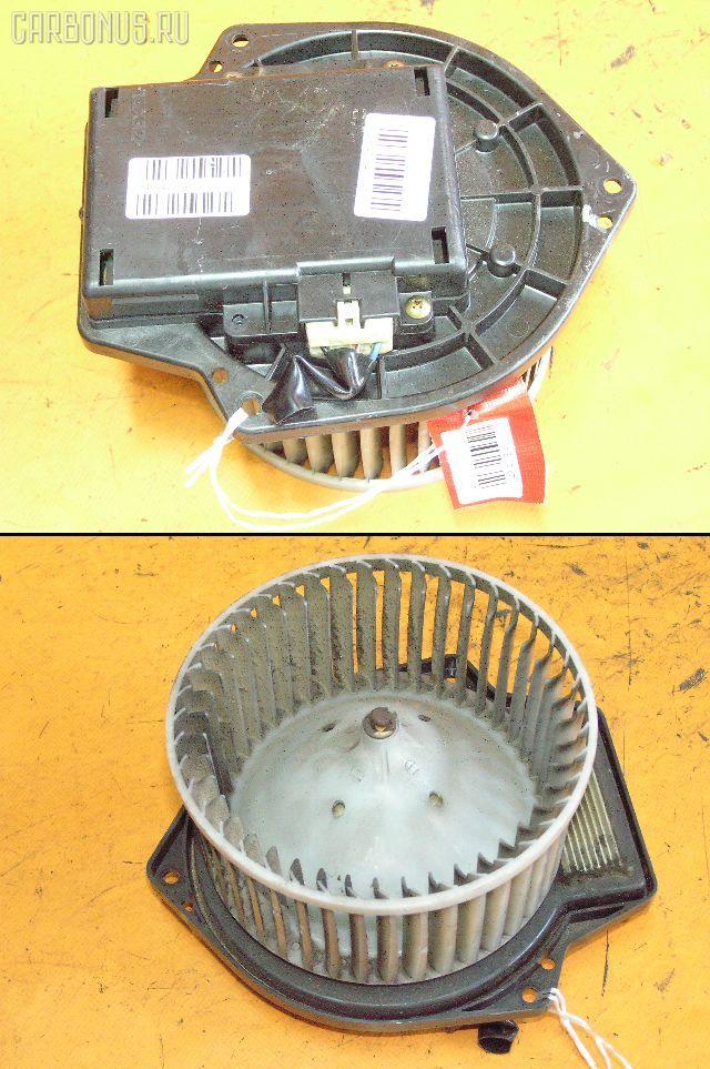 Мотор печки NISSAN BLUEBIRD QU14. Фото 1