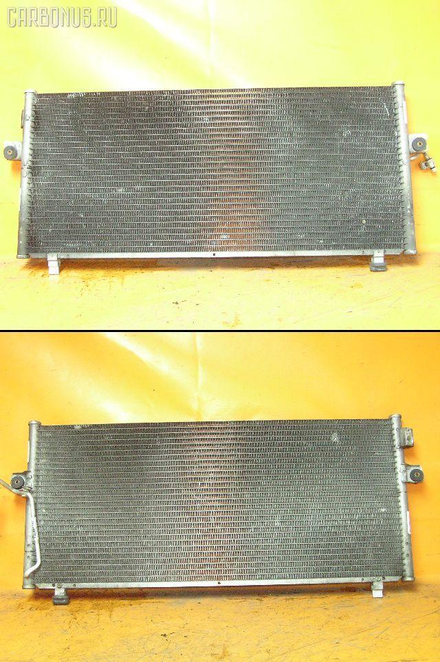 Радиатор кондиционера NISSAN BLUEBIRD QU14 QG18DE. Фото 1