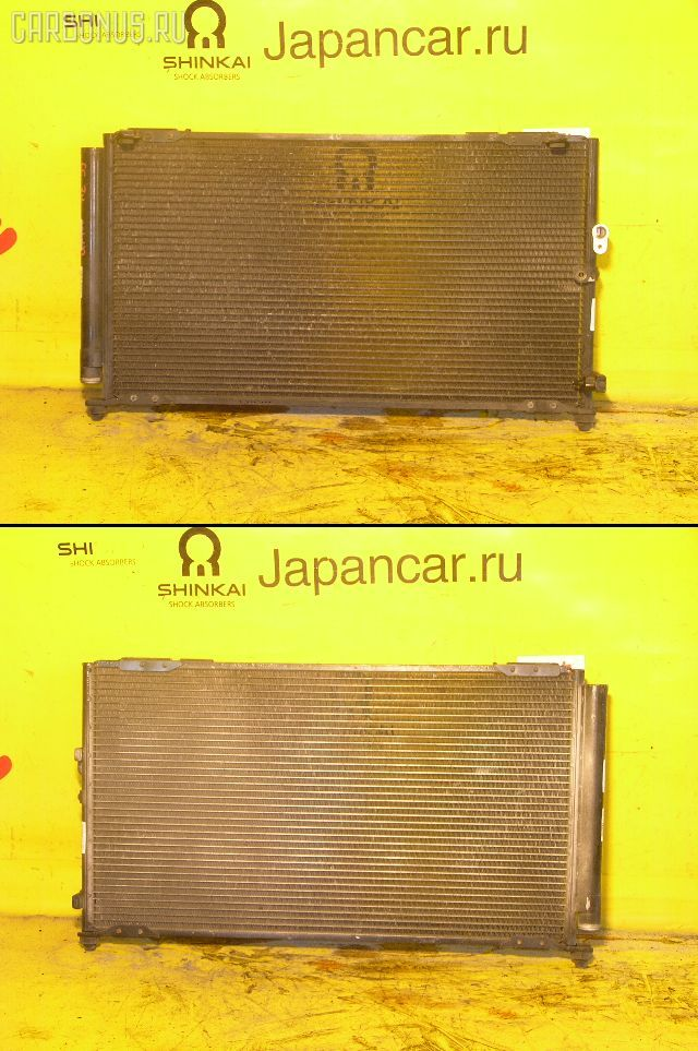 Радиатор кондиционера TOYOTA CHASER JZX100 1JZ-GTE. Фото 6