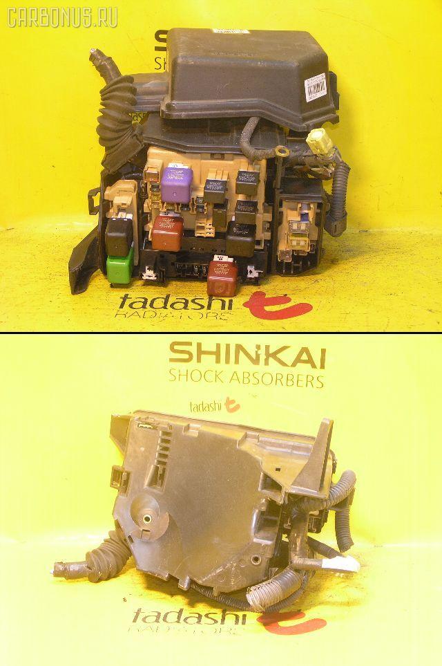 Блок предохранителей TOYOTA MARK II GX100 1G-FE. Фото 1