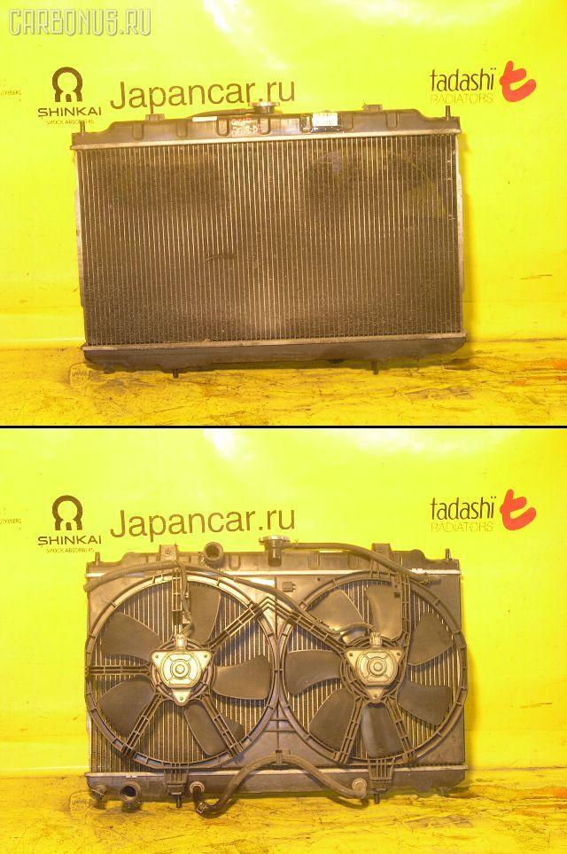 Радиатор ДВС NISSAN BLUEBIRD SYLPHY QG10 QG18DE. Фото 6