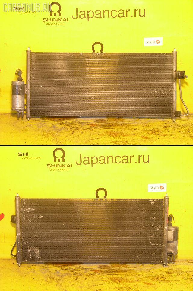 Радиатор кондиционера NISSAN BLUEBIRD SYLPHY QG10 QG18DE. Фото 3
